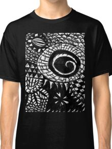 21 Dragons Scales, Teeth And Tales By Chris McCabe - DRAGAN GRAFIX Classic T-Shirt
