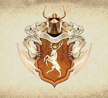 House of Baratheon  by EastGateDesign