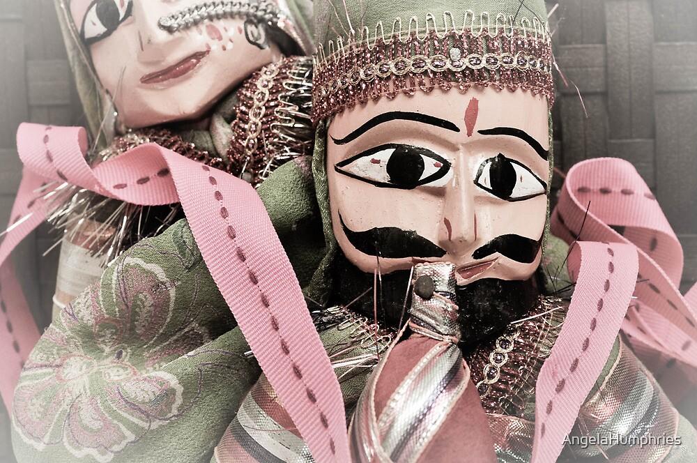 Fairytale Man Doll by AngelaHumphries