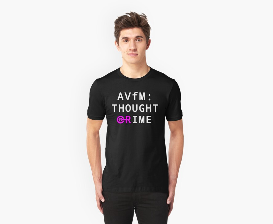 AVfM: Thought Crime by thecriticalg