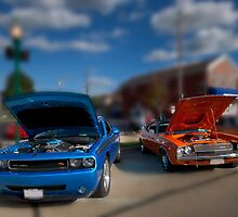 Challengers New & Old by Scott Wood