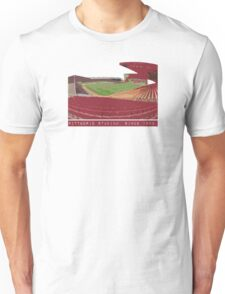 Pittodrie Stadium.  Home Unisex T-Shirt