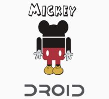 Mickey the droid T-Shirt