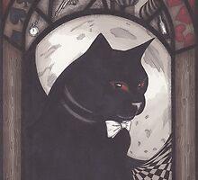 Silent Hallucination: Behemoth by Esther Green