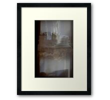 More light! Framed Print