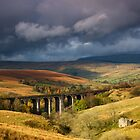 Dent Head Viaduct by Simon Bowen