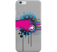 Abstract Graffiti iPhone Case/Skin