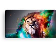 Colour of King Canvas Print