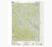 USGS TOPO Map New Hampshire NH Sanbornville 329775 2000 24000 One Piece - Short Sleeve