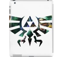 Zelda Triforce iPad Case/Skin