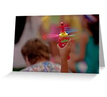 Spinning Elmo Greeting Card