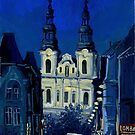 Church in Krakow  by Redilion