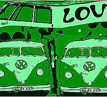 Love Bus..! by MY Scotland