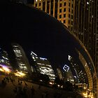 Cloud Gate, Chicago by EdPettitt