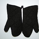 Oven Mitts by CandyBond
