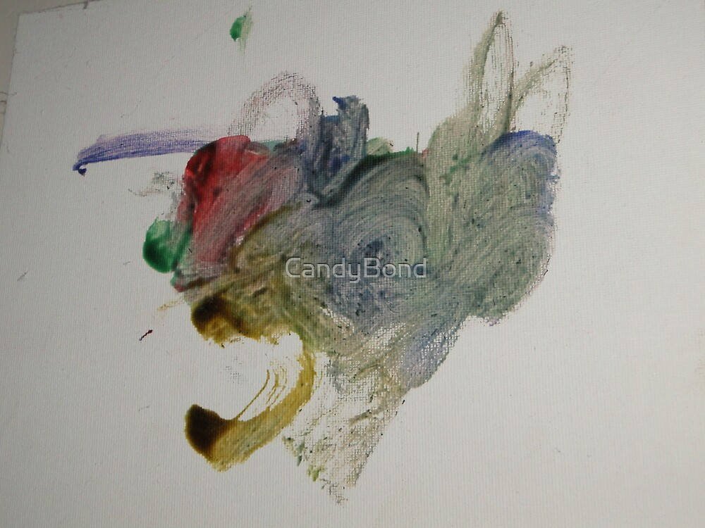 Abstract Bumble Bee by CandyBond