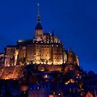 Mont Saint-Michel by curiouscat