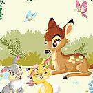 Bambi by Kanae