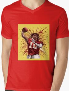 RG3 Shirt Mens V-Neck T-Shirt