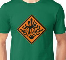 Hoist on my own petard Unisex T-Shirt