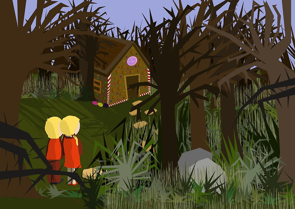 Hansel and Gretel by EmilyListon4