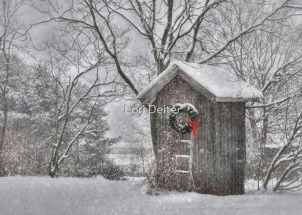 Cold Seat by Lori Deiter