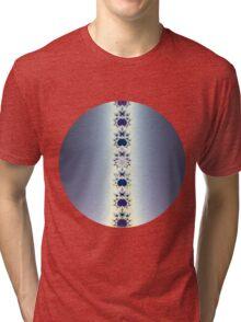 Purple Necklace Tri-blend T-Shirt