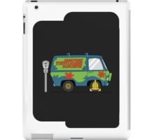 Mystery Machine Wheel Clamp  iPad Case/Skin