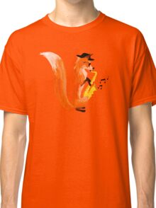 Jazzy Fox Classic T-Shirt