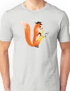 Jazzy Fox Unisex T-Shirt