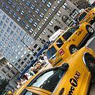 NYC Traffic = Uphill Climb by M-EK