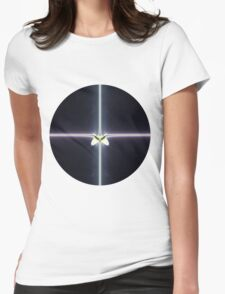 Magic Cross Womens Fitted T-Shirt