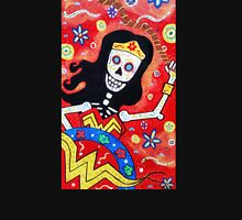 Wonder Woman Dia de los Muertos T-Shirt