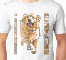 I LOVE SCOTLAND T-shirt Unisex T-Shirt