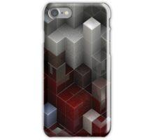 Cubes iPhone Case/Skin