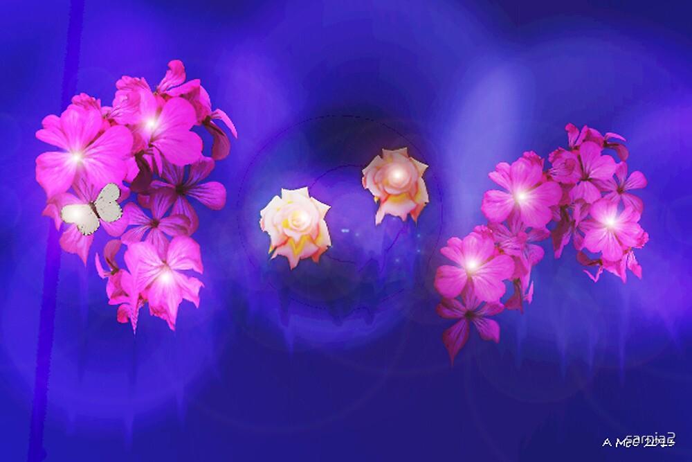 Weeping Petals by sarnia2