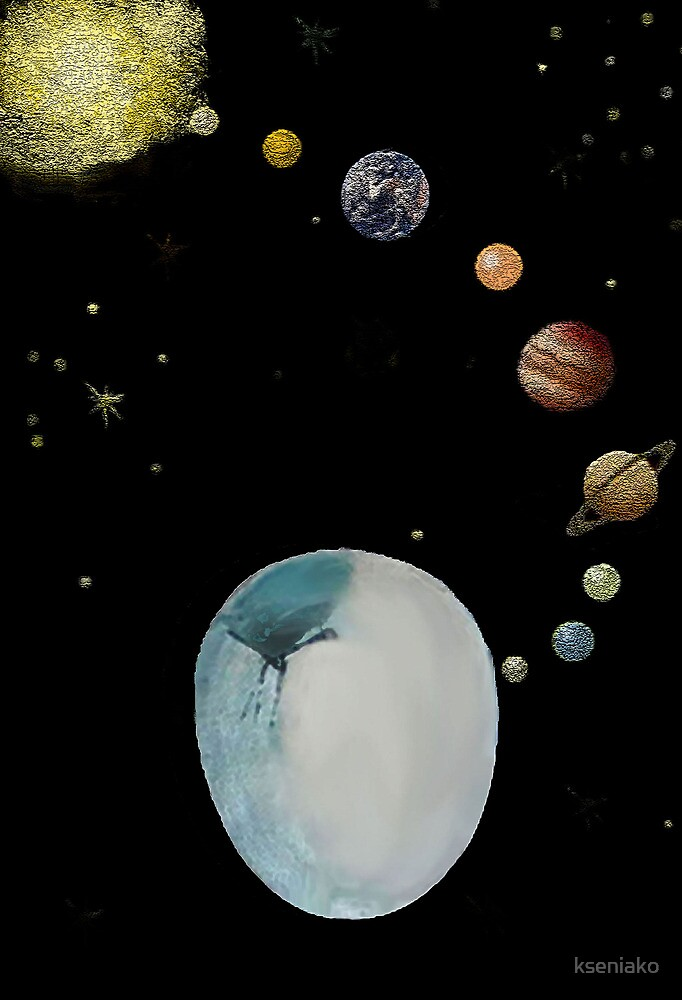 The tenth Planet :)  by kseniako