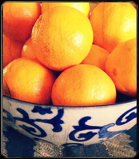 Birthday Clementines by Fay270