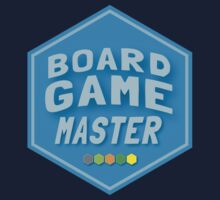 BOARD GAME MASTER (Catan) Baby Tee