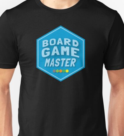 BOARD GAME MASTER (Catan) Unisex T-Shirt
