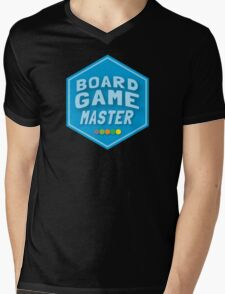 BOARD GAME MASTER (Catan) Mens V-Neck T-Shirt