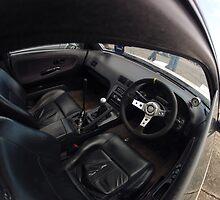 Nissan 240sx / 180sx Cockpit by Deccy43