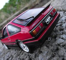 Model Levin AE86 by Deccy43