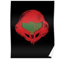 Metroid Hunter Poster