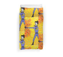 Wonder Twin Jayna Day of the Dead Duvet Cover