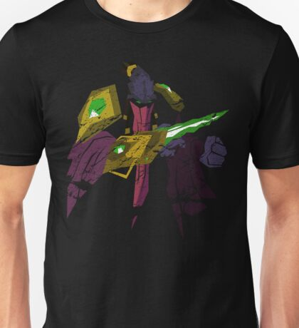Zeratul (cracked) Unisex T-Shirt