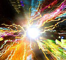 LA lights II by davidalf