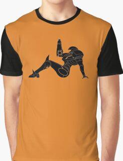 Samus Spaceflap Graphic T-Shirt