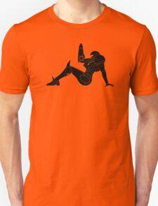 Samus Spaceflap Unisex T-Shirt