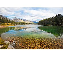 Serene Lake Photographic Print